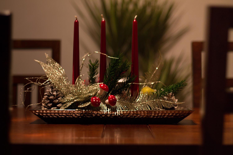 Idee per la perfetta tavola di natale ceramiche bizzirri - La tavola di melusinda ...