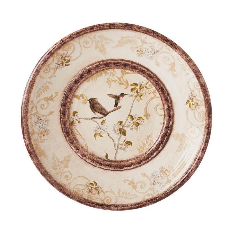 Project Description  sc 1 st  Ceramiche Bizzirri & Wall plate u2013 Ceramiche Bizzirri